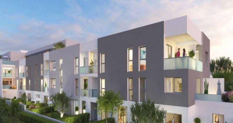Achat / Vente programme immobilier neuf Castelnau-Le-Lez à proximité du tramway (34170) - Réf. 4356
