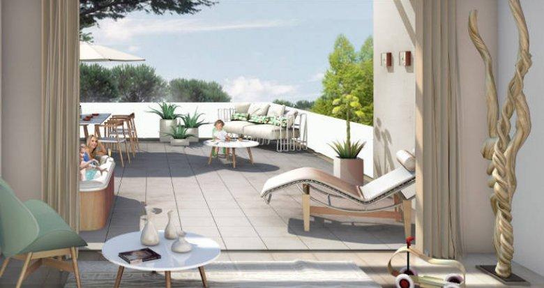 Achat / Vente programme immobilier neuf Castelnau-le-Lez au coeur de la ville (34170) - Réf. 4997