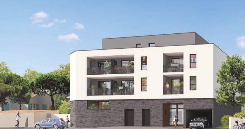 Achat / Vente programme immobilier neuf Castelnau-le-Lez au pied du tramway (34170) - Réf. 4471