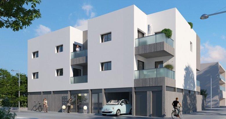 Achat / Vente programme immobilier neuf Castelnau-le-Lez proche centre historique (34170) - Réf. 5067
