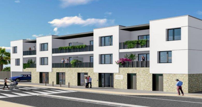 Achat / Vente programme immobilier neuf Castelnau-le-Lez quartier du Mas de Rochet (34170) - Réf. 3789