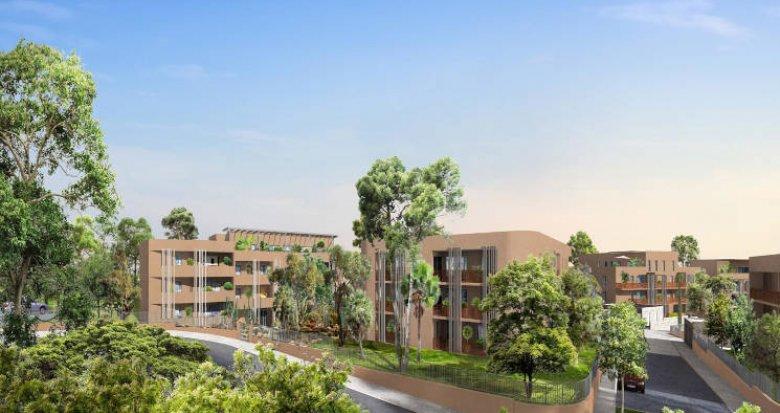 Achat / Vente programme immobilier neuf Grabels quartier de La Valsière (34790) - Réf. 5666