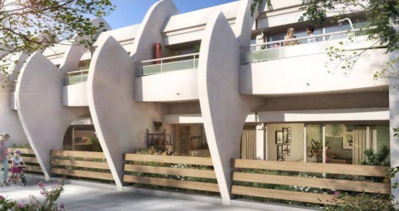 Achat / Vente programme immobilier neuf La Grande-Motte quartier du Couchant (34280) - Réf. 5945
