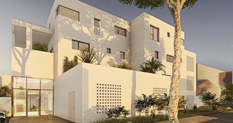 Achat / Vente programme immobilier neuf Lattes au coeur du quartier de Boirargues (34970) - Réf. 6200