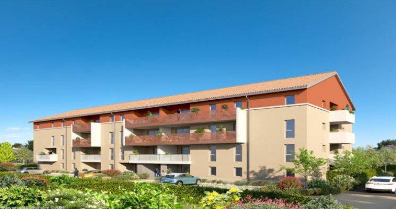 Achat / Vente programme immobilier neuf Loupian proche du centre historique (34140) - Réf. 5943