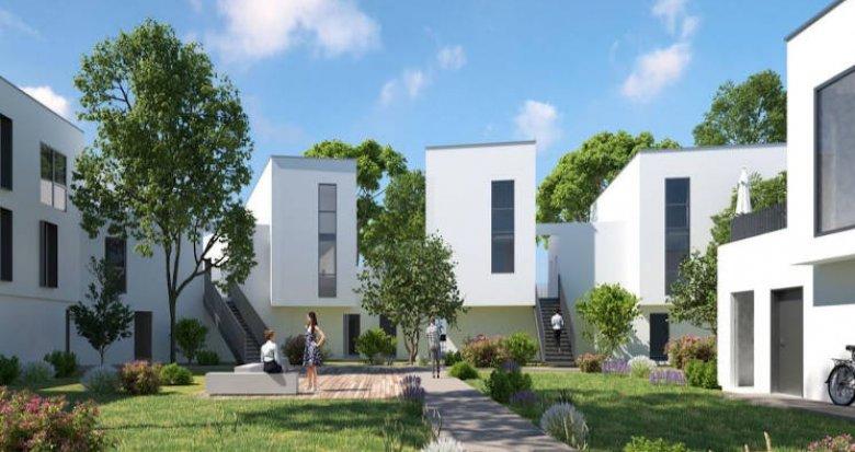 Achat / Vente programme immobilier neuf Marsillargues secteur résidentiel proche centre (34590) - Réf. 4773