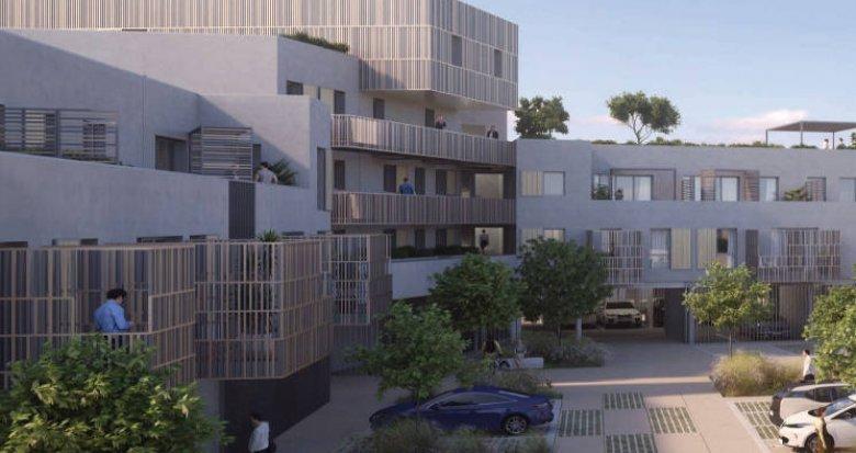 Achat / Vente programme immobilier neuf Mauguio au cœur de la ZAC de la Font (34130) - Réf. 4067