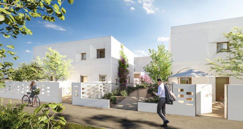 Achat / Vente programme immobilier neuf Mauguio en prolongement du centre-ville (34130) - Réf. 5549