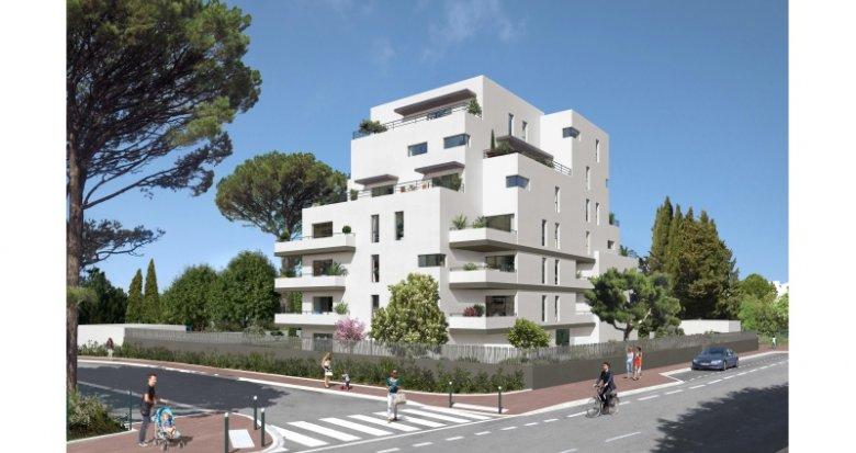 Achat / Vente programme immobilier neuf Montpellier à 3 minutes de l'Ovalie (34000) - Réf. 2118