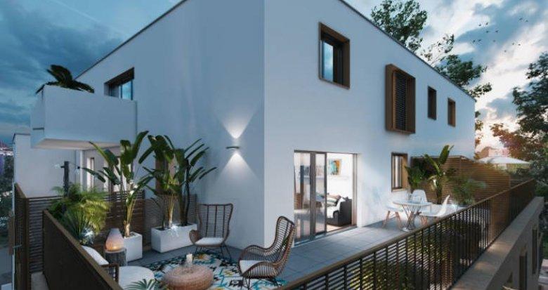 Achat / Vente programme immobilier neuf Montpellier à 5 min du centre historique (34000) - Réf. 5114