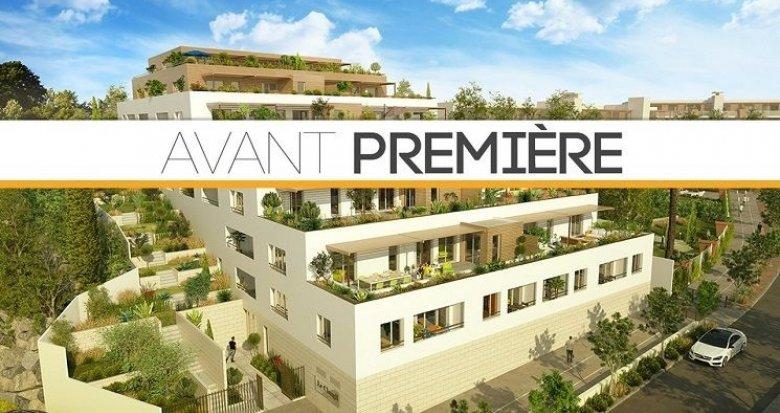 Achat / Vente programme immobilier neuf Montpellier à proximité du tram et des Facs Quartier Hôpitaux-Facultés (34000) - Réf. 663