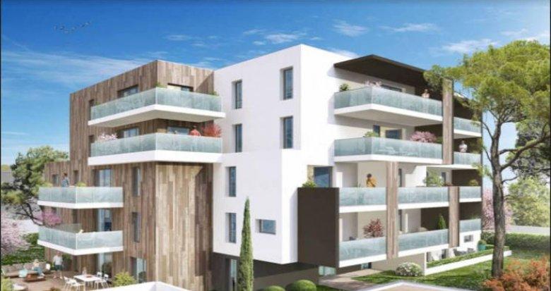 Achat / Vente programme immobilier neuf Montpellier au cœur du quartier Aiguelongue (34000) - Réf. 4589