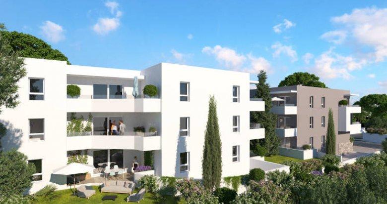 Achat / Vente programme immobilier neuf Montpellier au coeur du quartier Lemasson (34000) - Réf. 4888