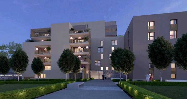 Achat / Vente programme immobilier neuf Montpellier au cœur du quartier Ovalie (34000) - Réf. 3481