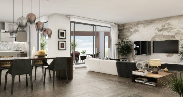 Achat / Vente programme immobilier neuf Montpellier au cœur d'un parc classé (34000) - Réf. 4890