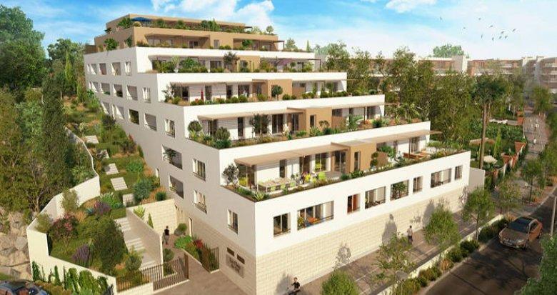 Achat / Vente programme immobilier neuf Montpellier au coeur quartier Hôpitaux Facultés (34000) - Réf. 5171