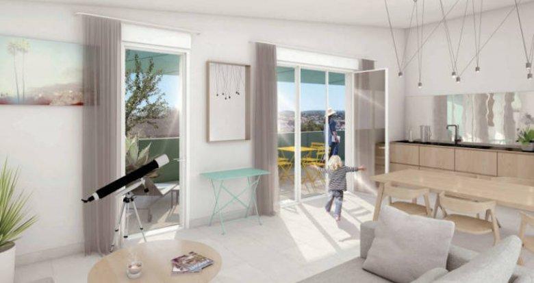 Achat / Vente programme immobilier neuf Montpellier au pied du tramway (34000) - Réf. 4716
