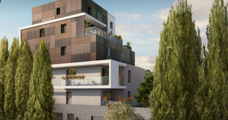 Achat / Vente programme immobilier neuf Montpellier cœur quartier Aiguelongue (34000) - Réf. 2930