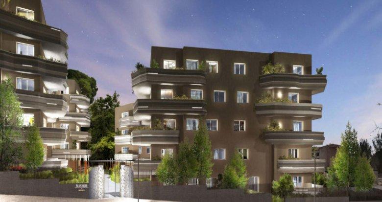 Achat / Vente programme immobilier neuf Montpellier hôpitaux facultés quartier Occitanie (34000) - Réf. 5149