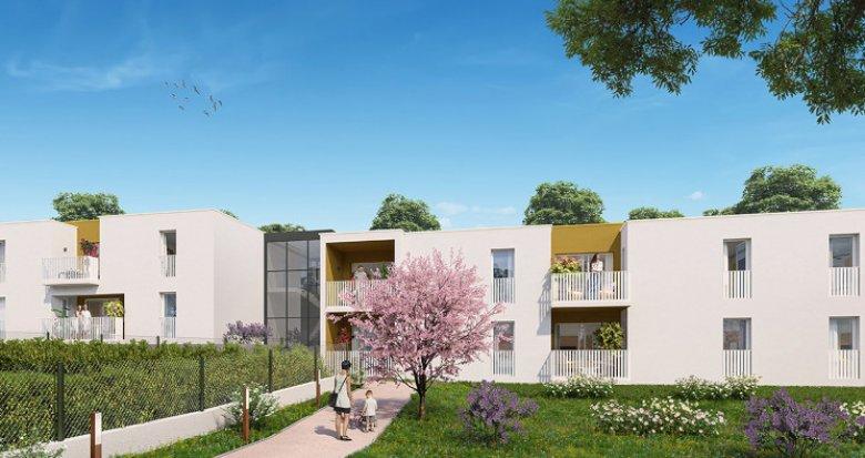 Achat / Vente programme immobilier neuf Montpellier nord  Hôpitaux Facultés (34000) - Réf. 5172