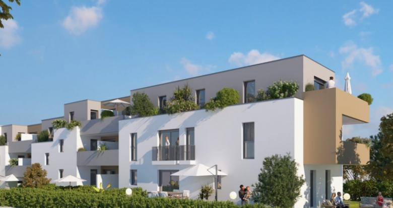 Achat / Vente programme immobilier neuf Montpellier proche avenue de Toulouse (34000) - Réf. 5336