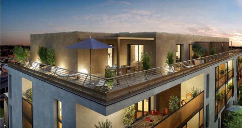 Achat / Vente programme immobilier neuf Montpellier proche centre historique (34000) - Réf. 3001