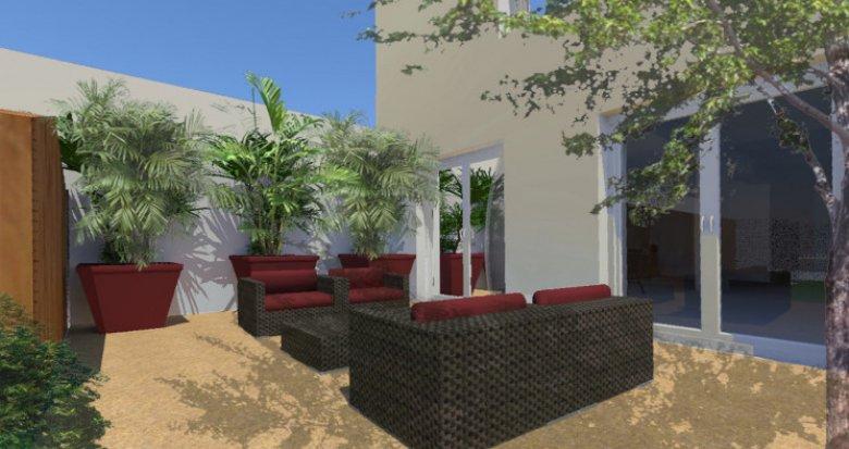 Achat / Vente programme immobilier neuf Montpellier proche Clémenceau (34000) - Réf. 5208