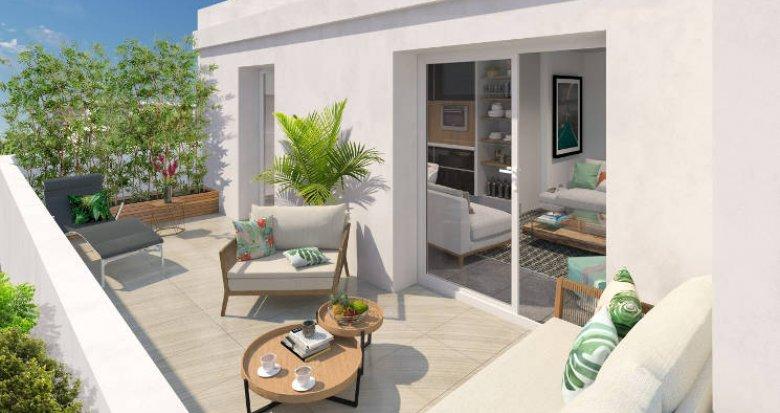 Achat / Vente programme immobilier neuf Montpellier proche cœur historique (34000) - Réf. 4861