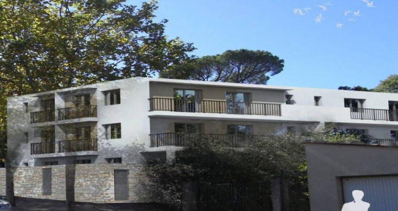 Achat / Vente programme immobilier neuf Montpellier proche commerces et transports (34000) - Réf. 4826