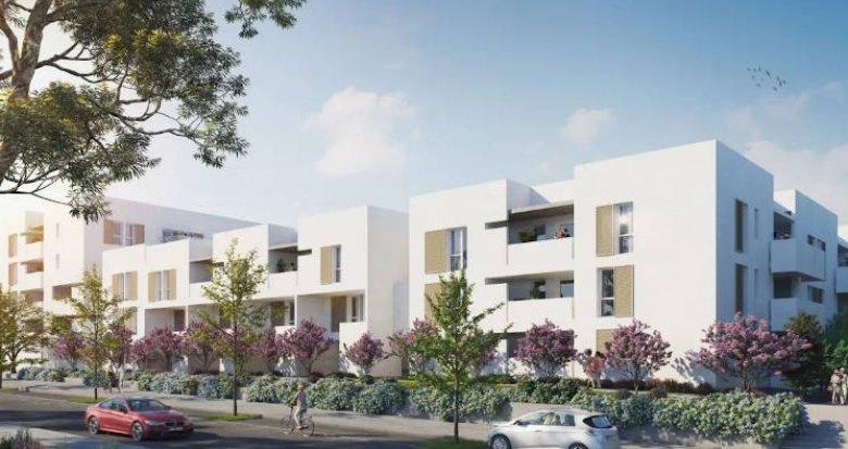 Achat / Vente programme immobilier neuf Montpellier  proche commodités (34000) - Réf. 4552