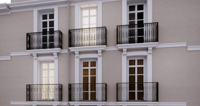 Achat / Vente programme immobilier neuf Montpellier proche cours Gambetta (34000) - Réf. 5699