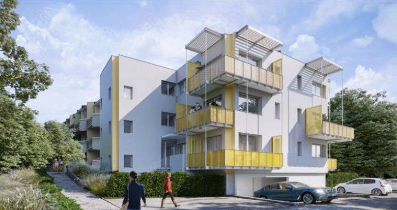 Achat / Vente programme immobilier neuf Montpellier proche toutes commodités (34000) - Réf. 5117