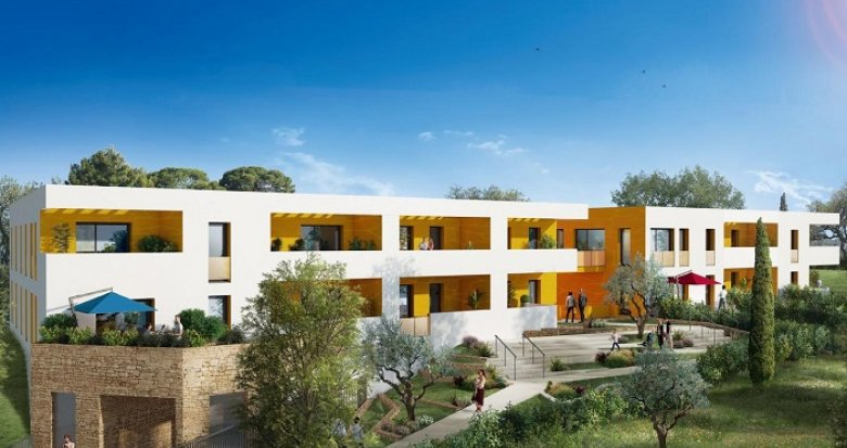 Achat / Vente programme immobilier neuf Montpellier proche tramway Jules Guesde (34000) - Réf. 3482