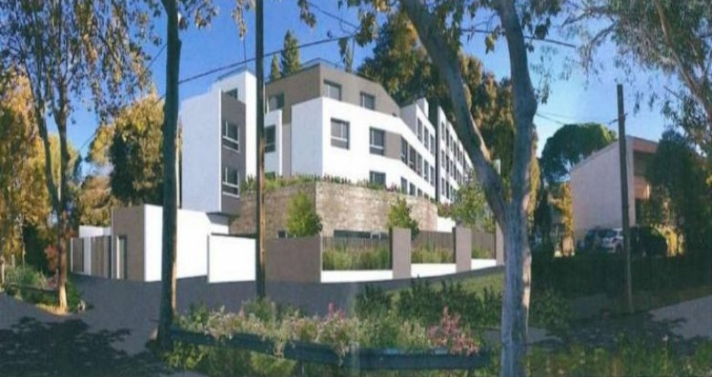 Achat / Vente programme immobilier neuf Montpellier proche tramway T1 (34000) - Réf. 3684