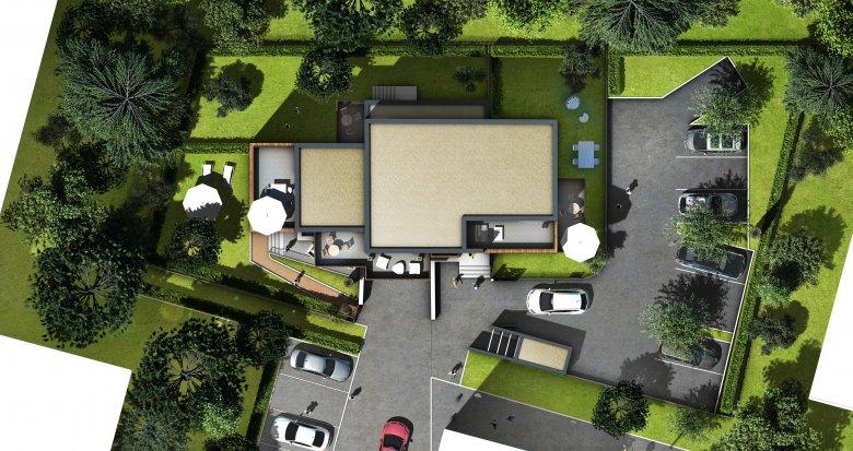 Achat / Vente programme immobilier neuf Montpellier proche universités quartier Boutonnet (34000) - Réf. 6238