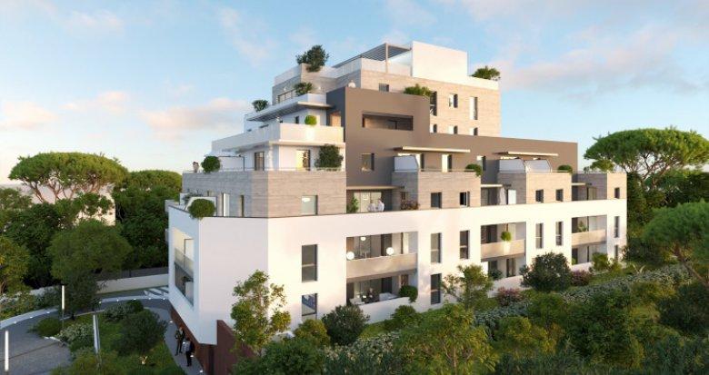 Achat / Vente programme immobilier neuf Montpellier quartier Aiguelongue (34000) - Réf. 5668