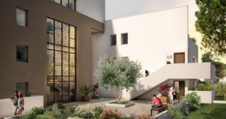 Achat / Vente programme immobilier neuf Montpellier quartier de la Pompignane (34000) - Réf. 2807