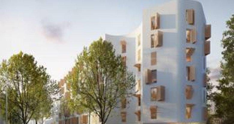 Achat / Vente programme immobilier neuf Montpellier quartier Figuerolles (34000) - Réf. 3870