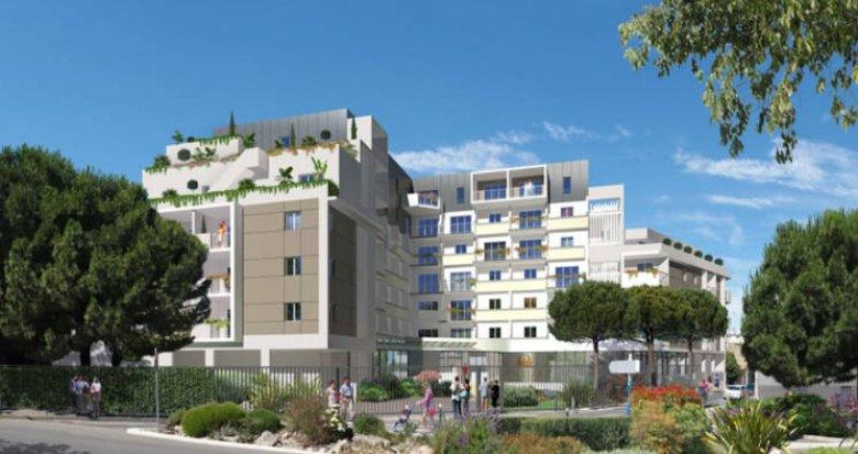 Achat / Vente programme immobilier neuf Montpellier quartier Figuerolles (34000) - Réf. 4182