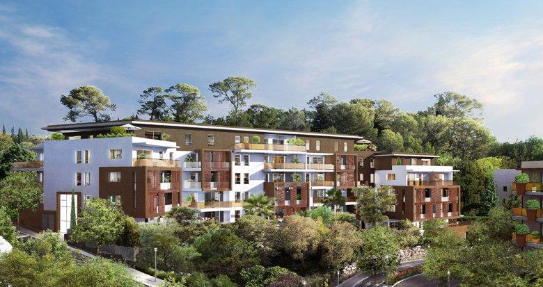 Achat / Vente programme immobilier neuf Montpellier quartier Hôpitaux-Facultés (34000) - Réf. 2815
