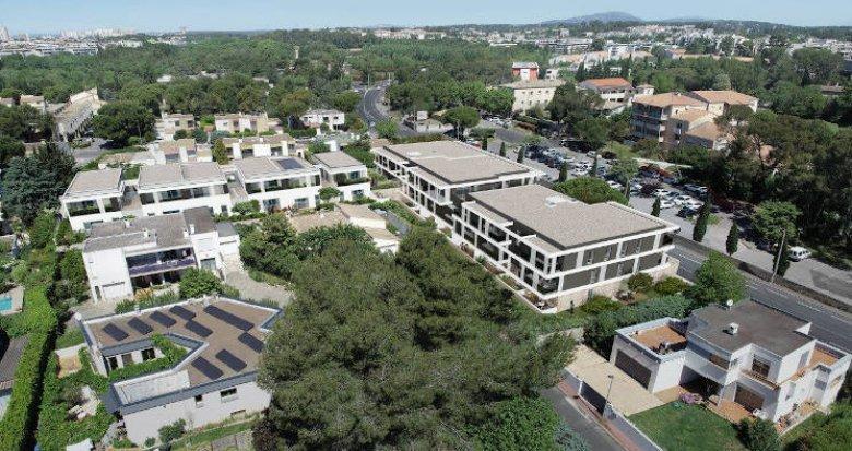 Achat / Vente programme immobilier neuf Montpellier quartier Hôpitaux-Facultés (34000) - Réf. 4198