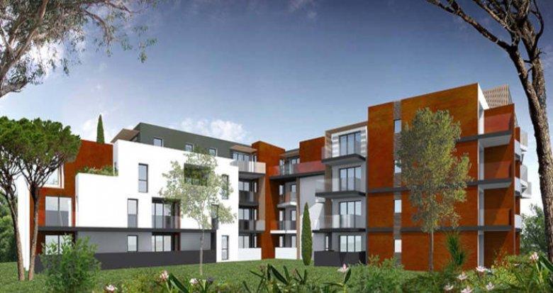 Achat / Vente programme immobilier neuf Montpellier quartier La Croix d'Argent (34000) - Réf. 2743