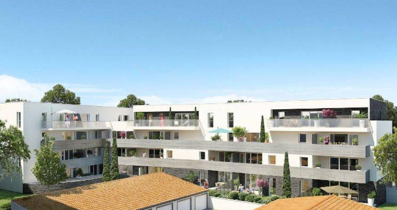 Achat / Vente programme immobilier neuf Montpellier quartier Lemasson (34000) - Réf. 4243