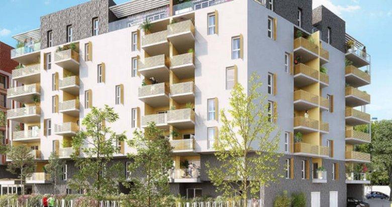 Achat / Vente programme immobilier neuf Montpellier quartier Nouvelle Mairie (34000) - Réf. 3798