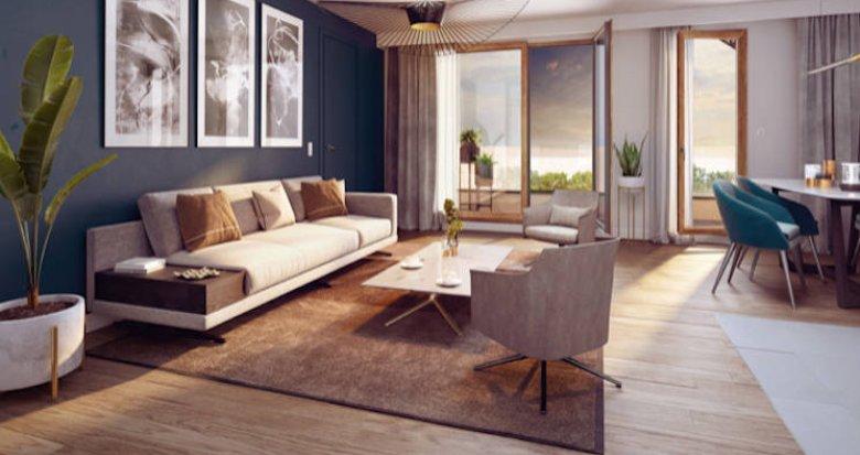 Achat / Vente programme immobilier neuf Montpellier quartier Port Marianne - République (34000) - Réf. 4902