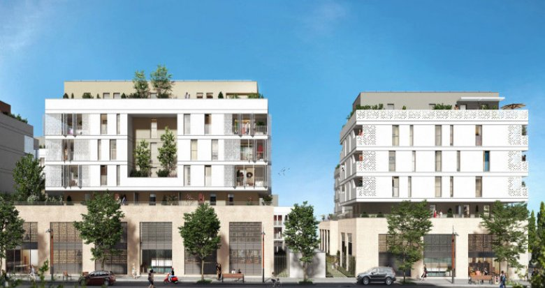 Achat / Vente programme immobilier neuf Montpellier Restanque (34000) - Réf. 5351