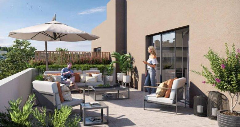 Achat / Vente programme immobilier neuf Montpellier secteur Euromedecine (34000) - Réf. 5493