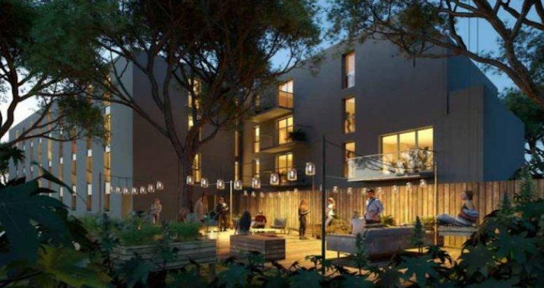 Achat / Vente programme immobilier neuf Montpellier secteur Saint-Eloi proche universités (34000) - Réf. 4624