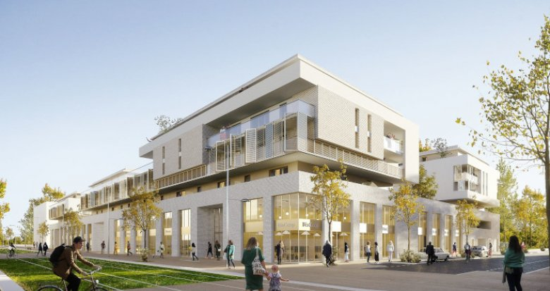 Achat / Vente programme immobilier neuf Montpellier sud Près d'Arènes (34000) - Réf. 5179