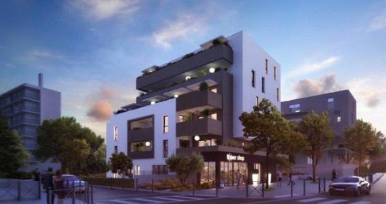 Achat / Vente programme immobilier neuf Montpellier sud TVA réduite (34000) - Réf. 2660